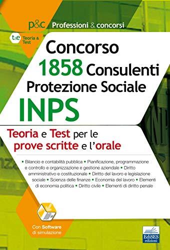 Concorso INPS per 1.858 Consulenti della Protezione Sociale